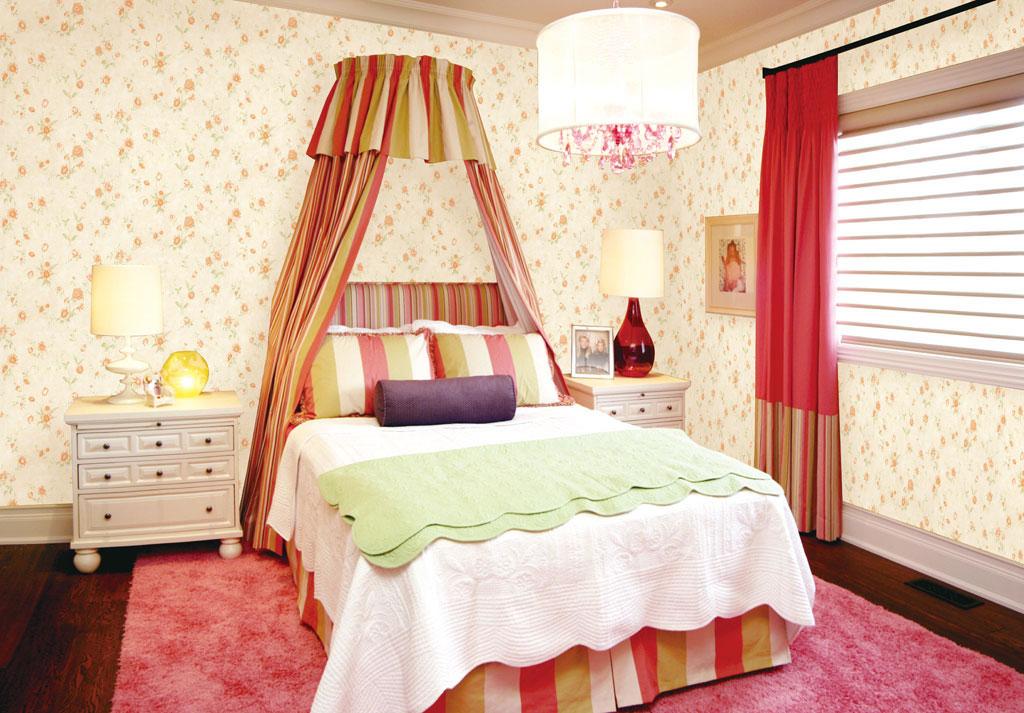 欧雅壁纸卧室